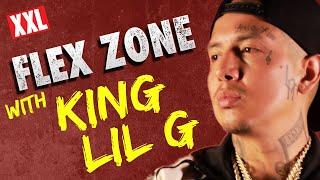 King Lil G Freestyle | Flex Zone