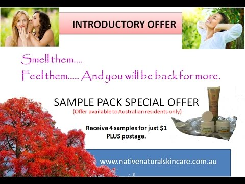 Native Natural Skin Care - Why Are We Australia's Best Natural Skin Care?