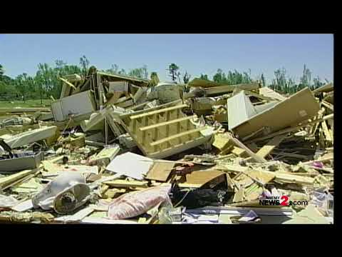A Path Of Destruction Remembering The 2011 Sanford Tornadoes