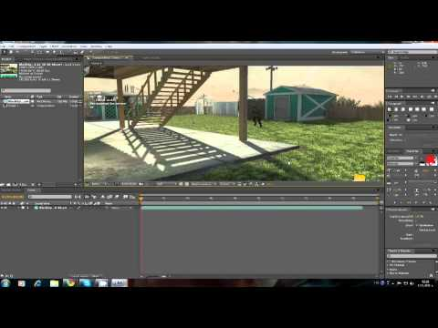 How to split clips in Adobe After Effects HD*