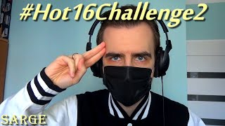 Sarge #Hot16Challenge2 #Brzydka16Challenge