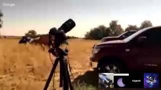 Astronomia Ao Vivo Especial - Eclipse Solar Total e Parcial AO VIVO!