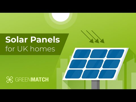 Solar Panels UK - Explained