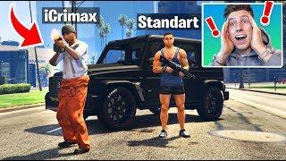 iCrimax und StandartSkill killen alle! (GTA 5 HUNGER GAMES)