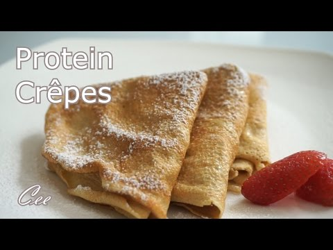 How to make Protein Crêpes