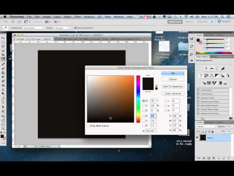 Photoshop CS5   Paint Bucket Tool