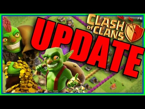 Clash of Clans Update - Better Loot!