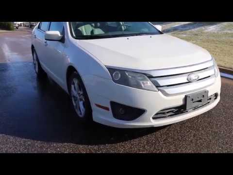 Bought a FLOOD car FROM TEXAS on Copart - 2012 Ford Fusion