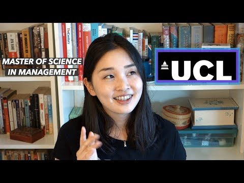 All About My Master's Degree in London 🎓 | MSc Management at UCL