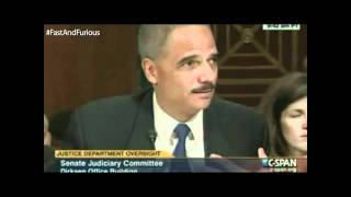Eric Holder Testifies that Fast and Furious began under Obama, not Bush!