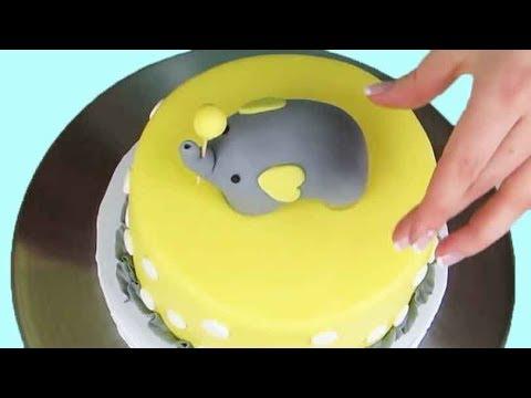 10 AMAZING Baby Shower CAKES!