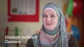 Islam in Women - Women converted to Islam in the world- Documentary 2015