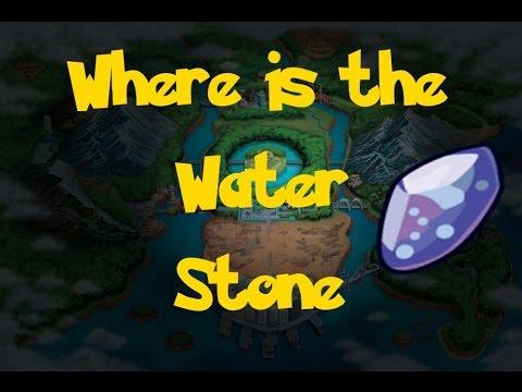 Where Is: The Water Stone (Location 2) (Pokemon Black/White)