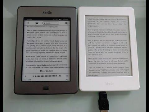 DIY Kindle Paperwhite audio adapter