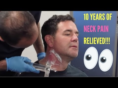 10+ Years of Neck Pain Relieved in Minutes