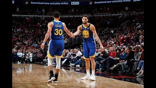 Download Warriors Set Franchise Record 10 Threes, NBA Record 51 Points In First Quarter Video