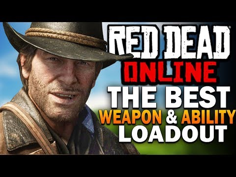 Xxx Mp4 The Best Ability Card Amp Weapon Loadout In Red Dead Online Update RDO 3gp Sex
