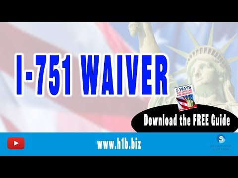 Filing I-751 Waiver Where a Marriage Ends in Divorce: Can Still Get a Green Card!