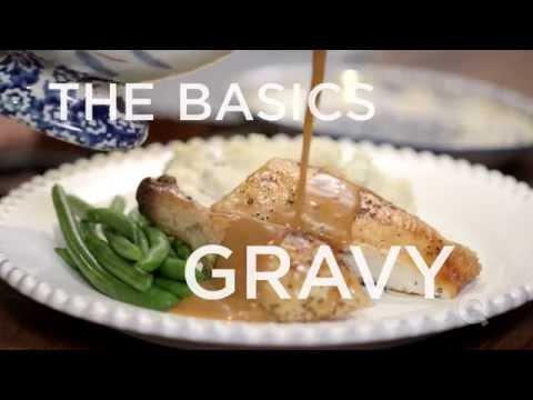 How to Make Gravy - The Basics