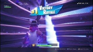 Console Player Attempts Alpha Tournament (PC Lobbies) Fortnite Battle Royale