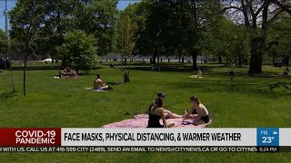 Are Torontonians respecting COVID-19 rules amid warm weather?