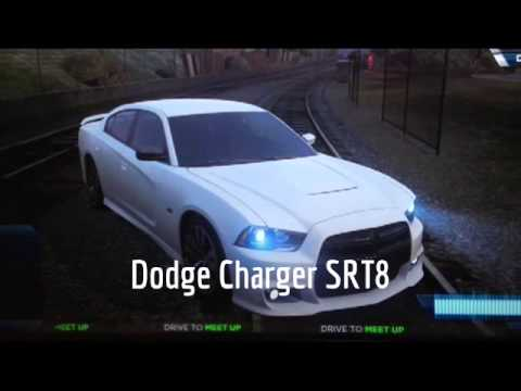 How to get NFS Most Wanted Dodge Charger SRT8