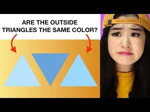 Can You Pass This IMPOSSIBLE Color Quiz?