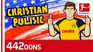 Top 10 Facts About Christian Pulisic - Powered By 442oons