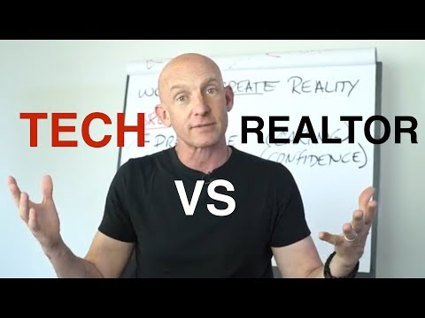 IS TECHNOLOGY GOING TO REPLACE REAL ESTATE AGENTS - KEVIN WARD