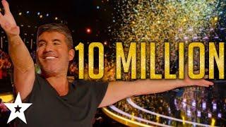 Got Talent Global Has REACHED 10 MILLION SUBSCRIBERS!   Got Talent Global