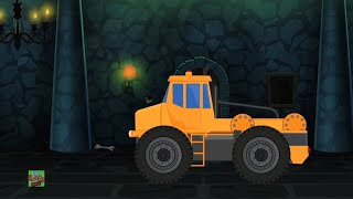 Flying Truck | Kids Car & Truck | Street Vehicles for Kids | Car Vehicles for Children