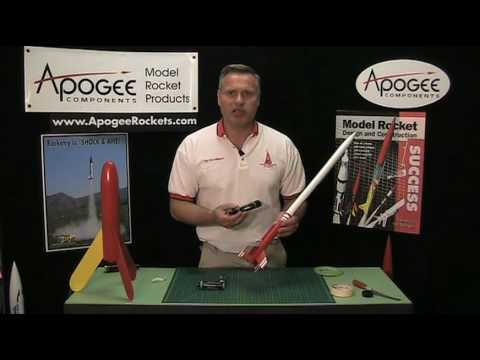 Model Rocket Motor Retention Methods