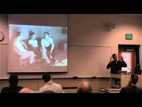 George Dyson presentation at LinuxFest Northwest 2012