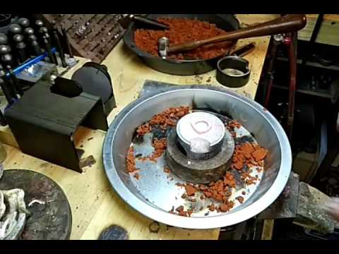 Sand Casting an Injection Wax