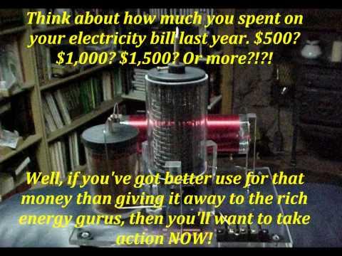 Tesla secret Documents| How to build FREE Energy power generator DIY