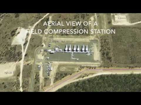 Are CSG emissions safe?  2015 FLIR footage from QLD Australia