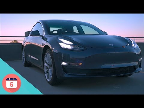 All The Tesla Model 3 Accessories You Need!