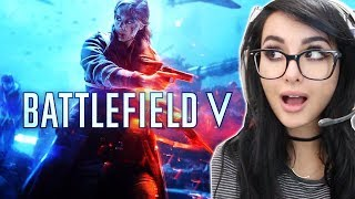LETS PLAY BATTLEFIELD V OPEN BETA GAMEPLAY