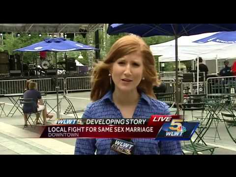 Legalization of same-sex marriage sweeps across Greater Cincinnati