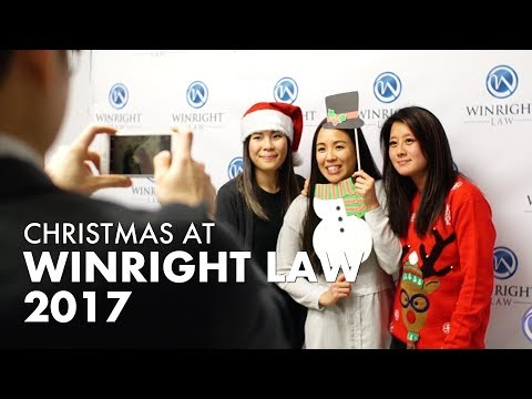 Winright Law | Christmas 2017