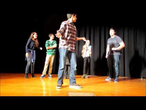 SHSE Drama Club- Revolver, Objection and Freeze 12/16/15