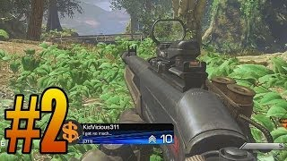 Playstation 4 Ghosts 5 KD Challenge - Search and Rescue! (Call of Duty: Ghost PS4 Gameplay Ep 2)