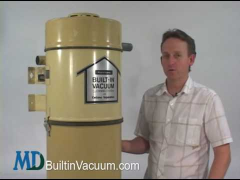 Introduction to your Kenmore Central Vacuum Unit