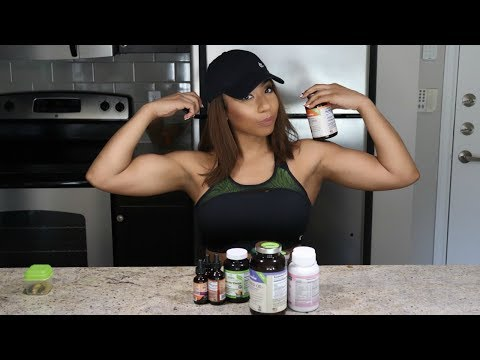♥︎ HIGHLY REQUESTED • Liquid VS Pill Vitamins & Supplements I Take ♥︎