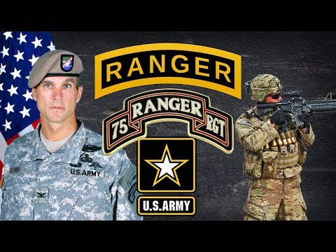 Becoming an Army Ranger