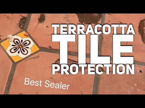 How to seal terracotta tile and protect your investment | Outdoor protection
