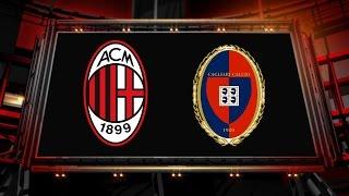 AC Milan vs Cagliari Serie A 2015 FULL MATCH (21/03/2015) HD