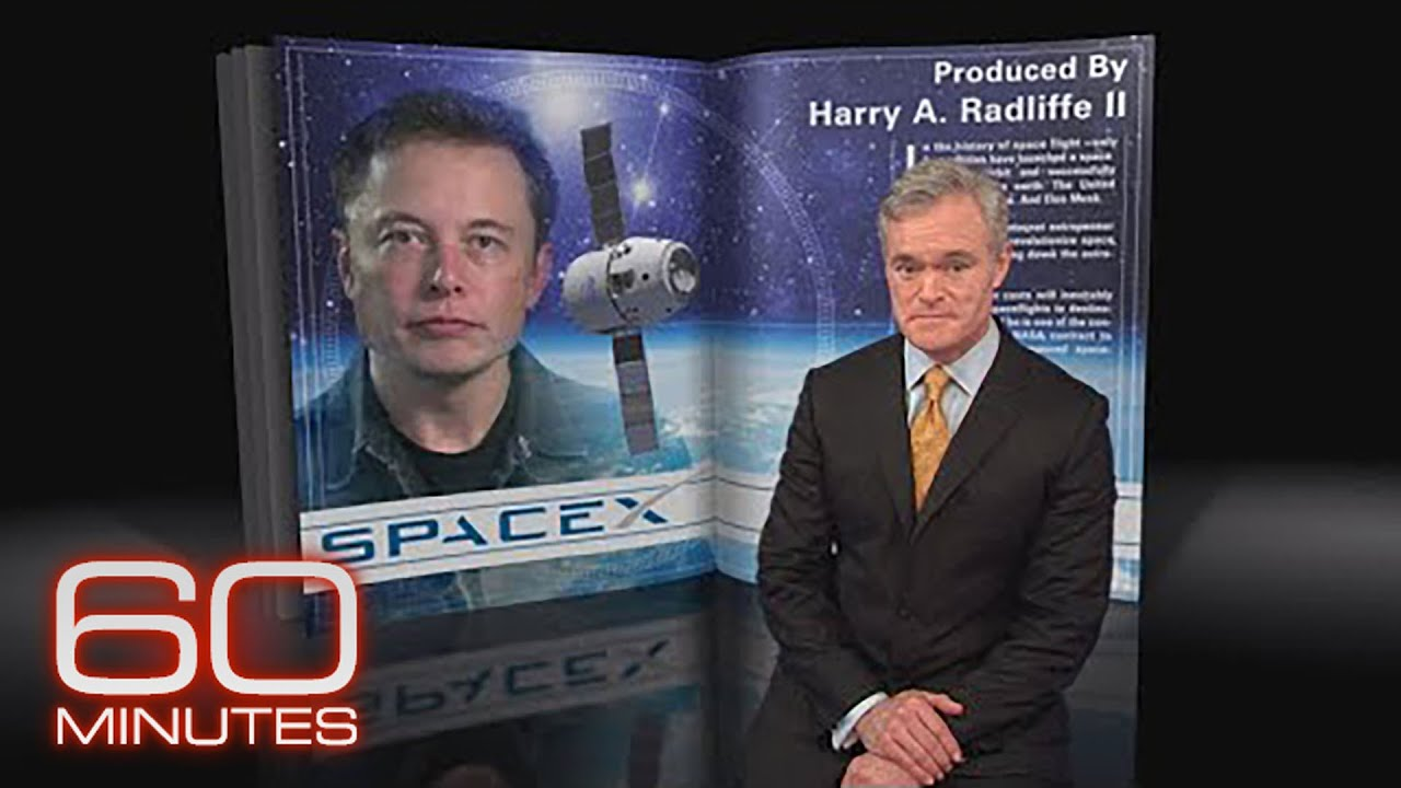 2012: SpaceX: Elon Musk's race to space