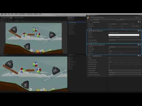 Sliding & Bouncing in 2D - Official Unity Tutorial