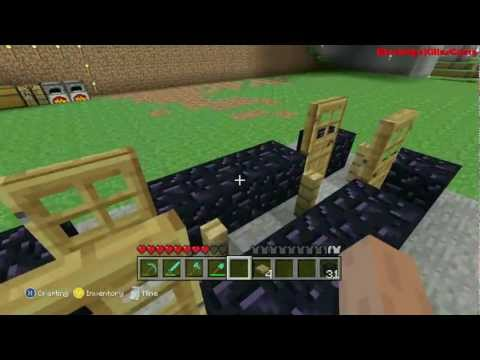 How To Make A Minecraft Music Disc Mob Trap Farm - Get Music Disc's Easy! [Xbox 360 One PS3 PS4 PC]